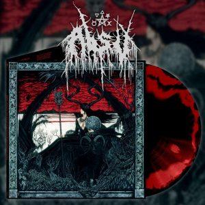 ABSU (USA) – 'Barathrum: V.I.T.R.I.O.L.' LP Gatefold (Red/Black swirl vinyl)