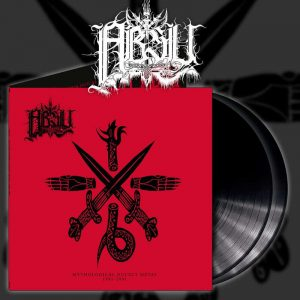 ABSU (USA) – 'Mythological Occult Metal' D-LP Gatefold