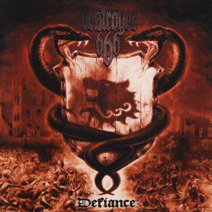 DESTROYER666 (Aus) – 'Defiance' CD
