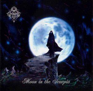 LIMBONIC ART (Nor) – 'Moon In The Scorpio' D-LP Gatefold
