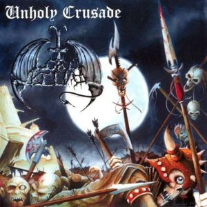 LORD BELIAL (Swe) - 'Unholy Crusade' CD Digipack