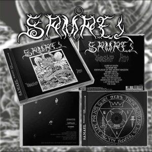 SAMAEL (Swi) – 'Worship Him' CD