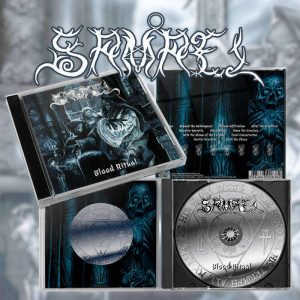 SAMAEL (Swi) – 'Blood Ritual' CD