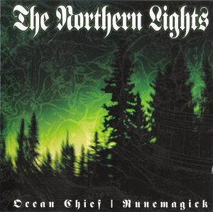 RUNEMAGICK / OCEAN CHIEF (Swe) - split CD