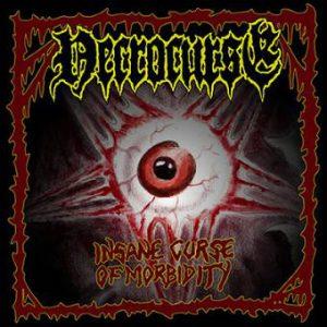 "NECROCURSE (Swe) – 'Insane Curse of Morbidity' 7""EP"