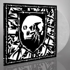 REVENGE (Can) – 'Strike.Smother.Dehumanize' LP (Crystal clear / white marbled)