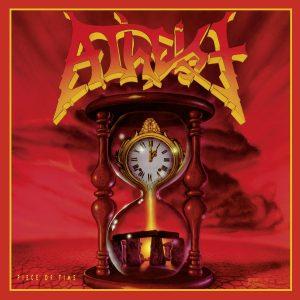 ATHEIST (USA) – 'Piece of Time' CD+DVD