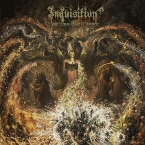 INQUISITION (Col) - Obscure Verses For The Multiverse CD