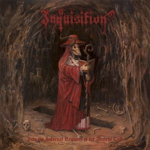 INQUISITION (Col) – 'Into the Infernal Regions…' CD