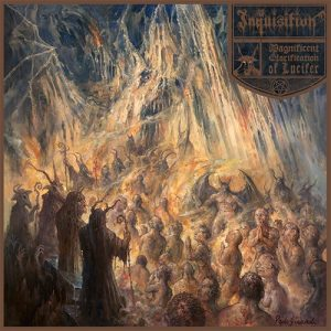 INQUISITION (Col) – 'Magnificent Glorification of Lucifer' CD Digipack