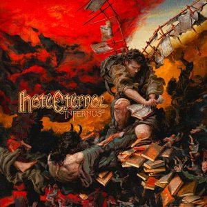 HATE ETERNAL (USA) – 'Infernus' CD