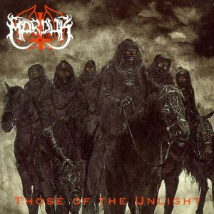 MARDUK (Swe) – 'Those Of The Unlight' CD