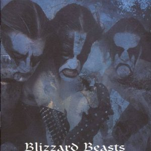 IMMORTAL (Nor) – 'Blizzard Beasts' CD