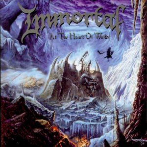 IMMORTAL (Nor) – 'At the Heart of Winter' CD