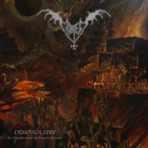 MORTEM (Per) – 'Demonolatry' 2-CD