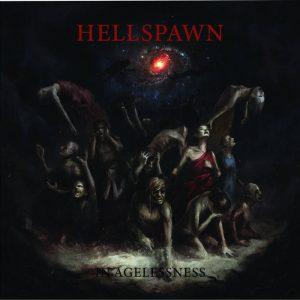 HELLSPAWN (Pol) -  'In Agelesness' MCD