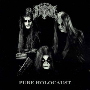 IMMORTAL (Nor) – 'Pure Holocaust' CD