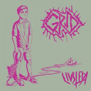 GRID (Swe) – 'Livsleda' CD