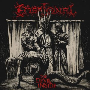 EMBRIONAL (Pol) – 'The Devil Inside' CD