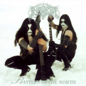 IMMORTAL (Nor) – 'Battles in the North' CD