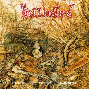 HELLBASTARD (UK) – 'Heading For Internal Darkness' CD Slipcase