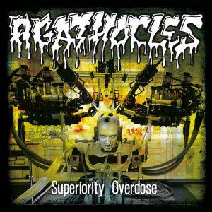 AGATHOCLES (Bel) – 'Superiority Overdose' CD