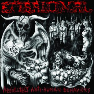 EMBRIONAL (Pol) – 'Absolutely Anti Human Behaviors' CD