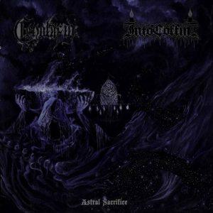 CENOTAFIO / INTO COFFIN (Chi/Ger)- Split CD