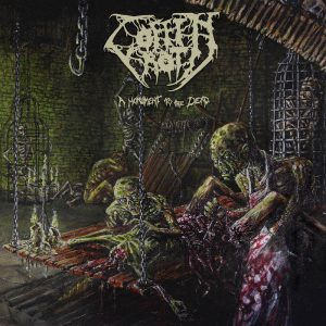 COFFIN ROT (USA) – 'A Monument to the Dead' CD