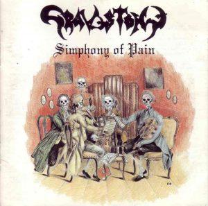 GRAVESTONE (It) – 'Simphony of Pain + bonus' CD