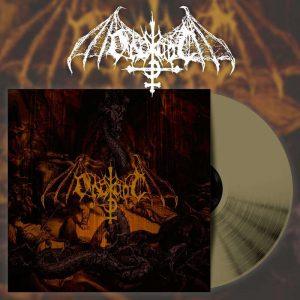ONDSKAPT (Swe) – 'Arisen From The Ashes' LP (Gold vinyl)