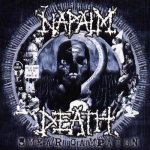 NAPALM DEATH (UK) – 'Smear Campaign' CD