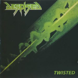 DESPISED (Ger) – 'Twisted + demos' CD