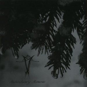 VINTERRIKET (Ger) - 'Nachtschwarze Momente' CD