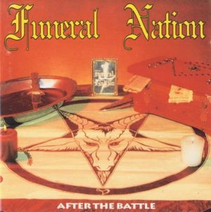FUNERAL NATION (USA) – 'After The Battle' CD