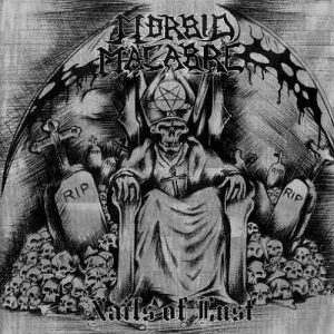 "MORBID MACABRE (Col) – 'Nails Of Lust' 7""EP"
