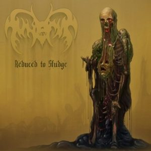 FUNERUS (USA) – 'Reduced to Sludge' CD Slipcase + poster