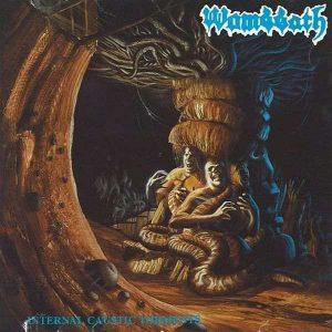 WOMBBATH (Swe) - 'Internal Caustic Torments' 2-CD Slipcase + Poster