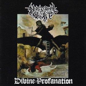 NOCTURNAL VOMIT (Gr) – 'Divine profanation' CD