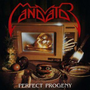MANDATOR (NL) – 'Perfect Progeny + Strangled' CD