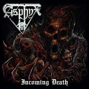 ASPHYX (Nl) – 'Incoming Death' CD