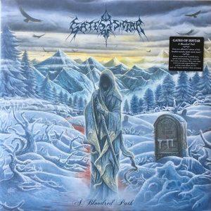 GATES OF ISHTAR (Swe) - A Bloodred Path CD Slipcase
