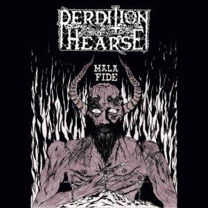 PERDITION HEARSE (Nor) – 'Mala Fide + bonus' CD