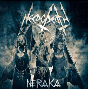 NECRODEATH (It) – 'Neraka' MCD Digipack