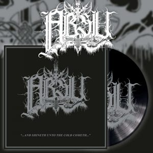 ABSU (USA) – '..And Shineth Unto The Cold Cometh...' MLP (Black vinyl)