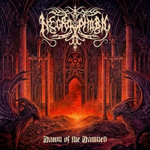 NECROPHOBIC (Swe) – 'Dawn of the Damned' CD