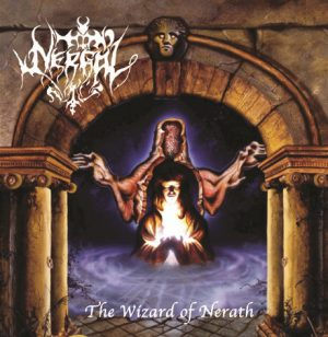 NERGAL (Gr) – 'The Wizard of Nerath' CD