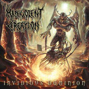 MALEVOLENT CREATION (USA) – 'Invidious Dominion' CD