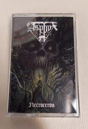ASPHYX (Nl) – 'Necroceros' TAPE