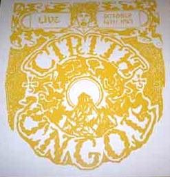 CIRITH UNGOL (USA) – 'Live October 14th 1983' LP (Yellow vinyl)